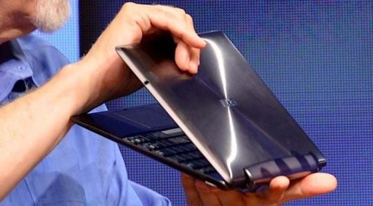 Asus presenta su tablet Asus Transformer 2 de cuatro núcleos - Asus-Transformer-Prime