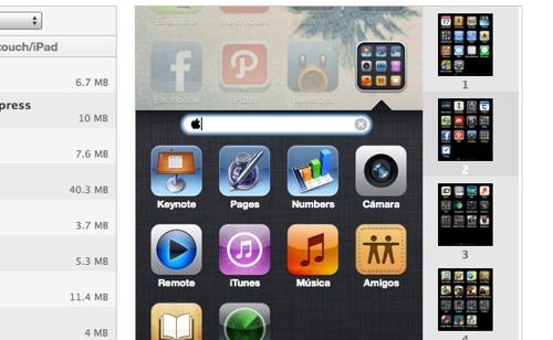 carpeta logo apple Añade el logo de Apple a tus carpetas de iOS