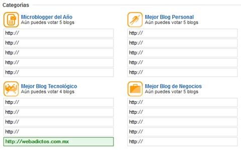 Apoya a WebAdictos en los Premios Bitacoras 2011 - categorias-bitacoras-2011