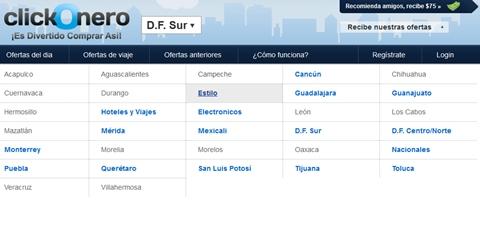 clickOnero llega a más ciudades: León, Toluca y Veracruz - clickonero-ciudades-mexico