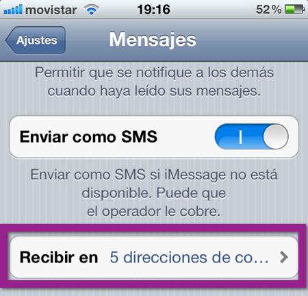 configurar imessage Como configurar iMessage en tu dispositivo con iOS 5