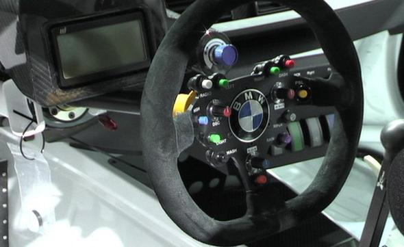 fanatec bmw m3 gt2 Fanatec presenta un volante para usar en tu PS3 o en tu BMW M3 GT2