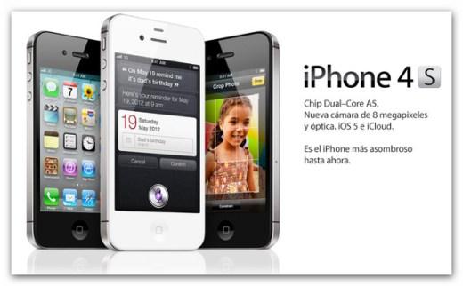 iPhone 4S al fin ve la luz, tenemos los detalles - iphone-4s