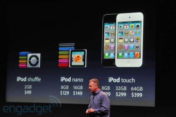 iPhone 4S al fin ve la luz, tenemos los detalles - ipod-precios