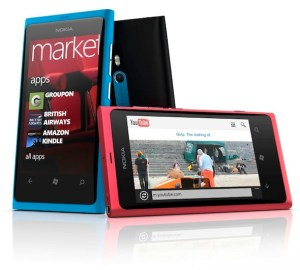 Nokia Lumia 800, el primer smartphone de Nokia con Windows Phone