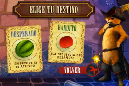 Fruit Ninja: Puss in Boots, la adicción regresa a tu iPhone y iPad [Reseña] - nuevo-fruit-ninja