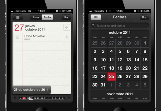 Que nada se te olvide con Recordatorios para iOS 5 [Reseña] - reminders-usabilidad-3