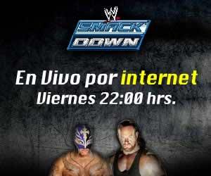 WWE SmackDown en linea, Viernes 18 de Septiembre