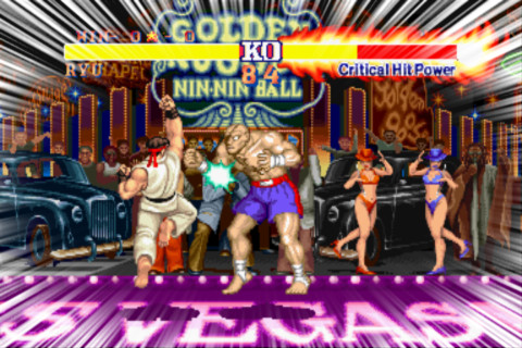 Clásicos juegos de pelea para iPhone - street-fighter-iphone
