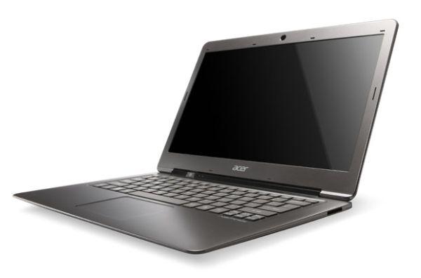 Acer Aspire S3 Ultrabook Acer presenta su nueva Ultrabook Aspire S3
