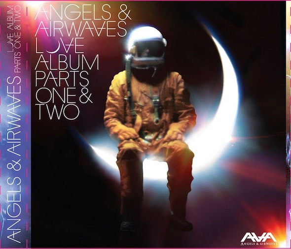 Angels & Airwaves – LOVE Album Parts One & Two [Reseña]