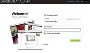 Diaspora Alpha, un primer vistazo a la red social libre
