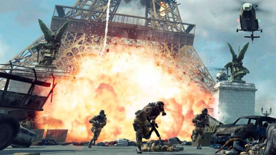 Call of Duty Modern Warfare 3 [Reseña] - Mw3-escenarios