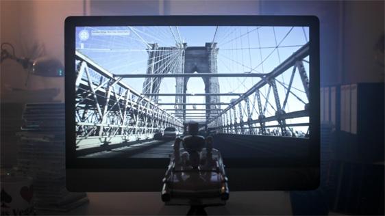 Excelente cortometraje en Stop Motion con Google Maps como escenografía - address-is-approximate-cortometraje