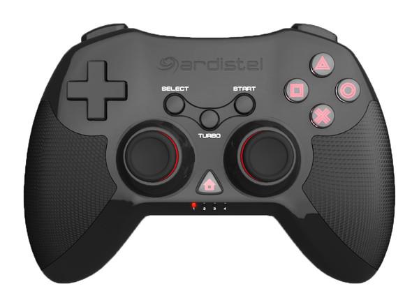 Ardistel BlackFire Controller para PS3, buena alternativa al Dualshock 3 - blackfire-ardistel