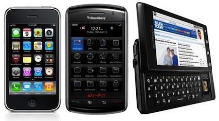 El mundo de los móviles en 60 segundos [Infografía] - celulares