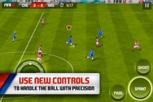 Fifa 12 para iOS, un juego que debes probar este fin de semana