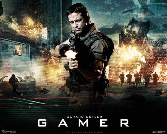 """""""Gamer"""", nuestra recomendación de película geek para el fin de semana - gamer-movie"""