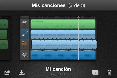 Una App para probar esta semana: GarageBand, ideal para los músicos y los no tan músicos - garageband-app