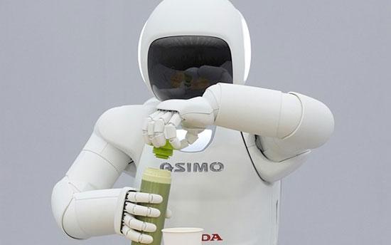 Honda presenta a su renovado robot humanoide, ASIMO - honda-asimo-2