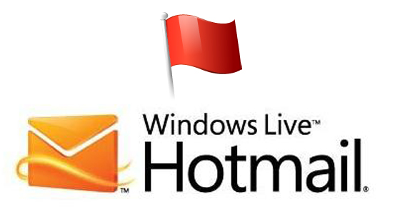 Hotmail nos explica el nuevo uso de las banderas en el correo - hotmail-flags-banderas