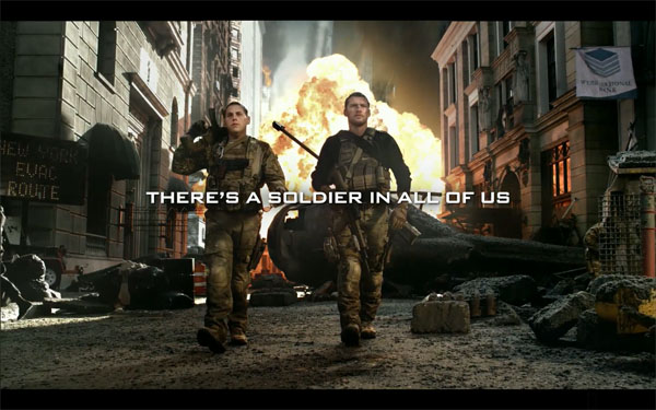 Tráiler Live Action oficial de Modern Warfare 3: The Vet & the n00b - modern-warfare-3-live-action