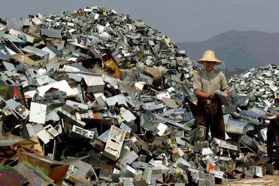 Hablando de tecnología y su impacto en el medio ambiente