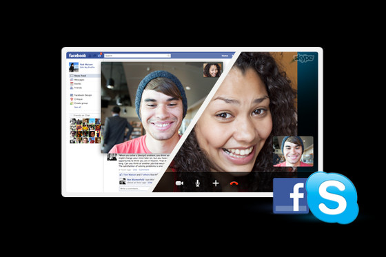 Skype Beta ya permite llamadas entre usuarios de Facebook - skype-beta-facebook
