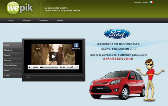 Wepik te invita a crear una campaña que podría ser utilizada por Ford [Concurso] - wepik-ford-ikon-concurso