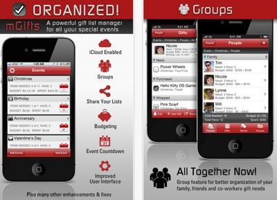Aplicaciones útiles para sobrevivir esta navidad y año nuevo - App-Store-mGifts-Gift-List-Manager