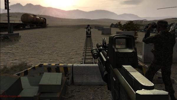 Arma II Los mejores cinco juegos compatibles con móviles y tablets Nvidia Tegra