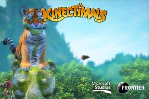 Microsoft lanza las aplicaciones de SkyDrive, OneNote y Kinectimals para iOS - Kinect-animals-ios