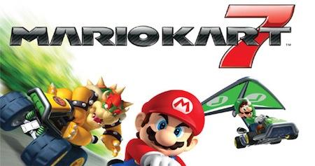 Mario Kart 7 Los mejores juegos de 3DS para regalar esta Navidad