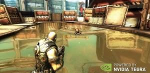 Nvidia nos muestra el poder de sus procesadores Tegra 3 con Shadowgun
