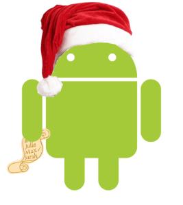 Colección de Live Wallpapers navideños para Android