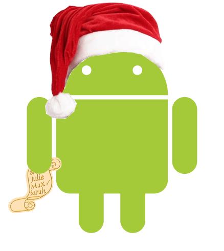 Colección de Live Wallpapers navideños para Android - android-christmas
