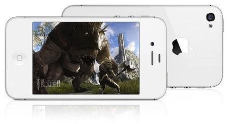 apple iphone 4s infinity blade 2 Los mejores juegos para iPhone que nos dejó este 2011