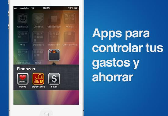 Que ahorrar sea tu prioridad este 2012 con estas aplicaciones - apps-para-ahorrar-controlar-gastos
