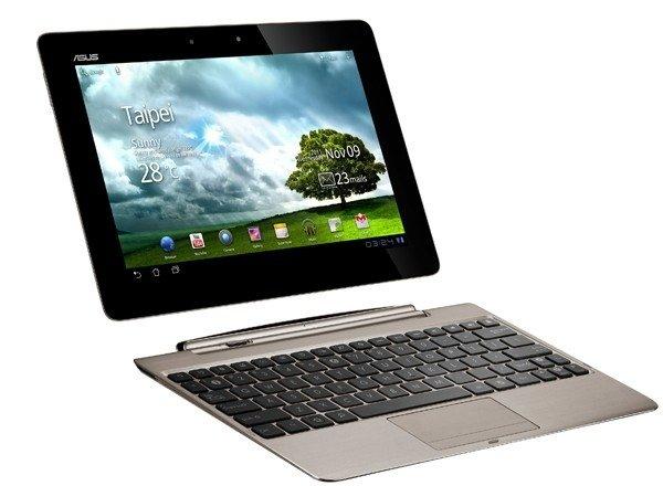 Los mejores gadgets que podrían ser lanzados para este año 2012 - asus-transformer-prime