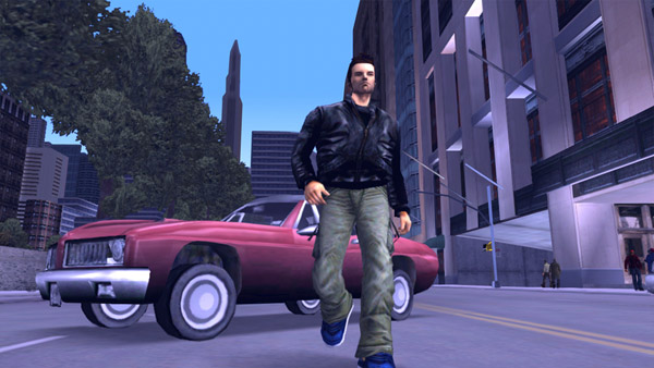 grand theft auto 3 Los mejores cinco juegos compatibles con móviles y tablets Nvidia Tegra