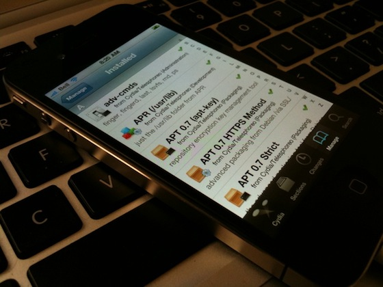 Cómo realizar Jailbreak Untethered para iOS 5.0.1(iPhone 4, 3GS, iPad 1e iPod Touch) con Redsn0w