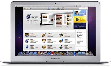 La Mac App Store llega a las 100 millones de descargas - mac-app-store