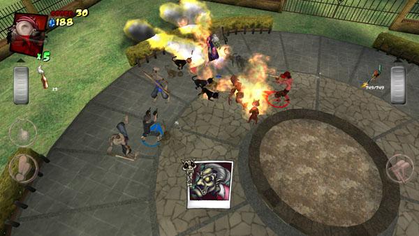 monster madness THD Los mejores cinco juegos compatibles con móviles y tablets Nvidia Tegra