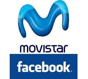 Clientes Movistar en España recibirán notificaciones gratis de Facebook por SMS - movistar-facebook