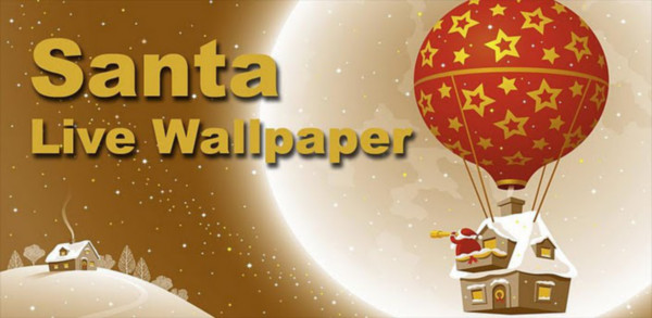 Colección de Live Wallpapers navideños para Android - santa-live-wallpaper-gratis
