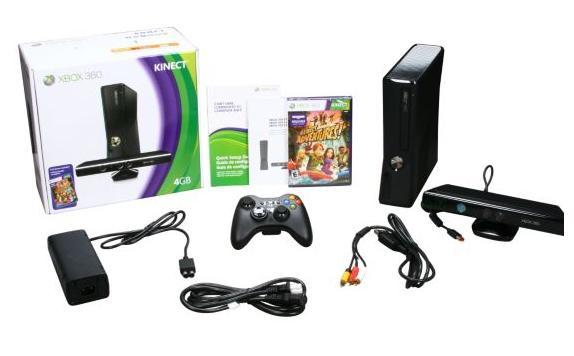 Xbox 360 es la consola mas vendida por internet en México - xbox-kinect