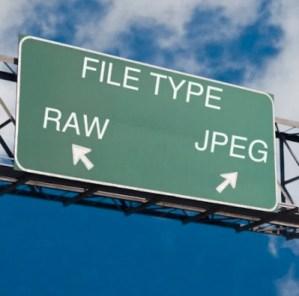 ¿Tomar fotos en RAW o JPEG? te decimos las ventajas y desventajas de cada una