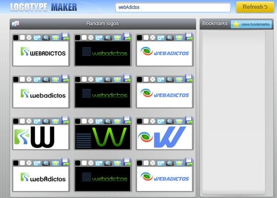 Crea logos para tu empresa con Logotype Maker - Logotype-maker