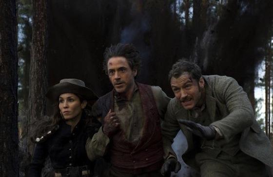 Sherlock Holmes - Juego de las Sombras, el famoso detective está de regreso [Reseña] - Sherlock-Holmes-2-First-Official-Look