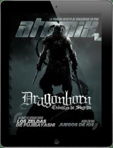 Atomix Mag, ahora disponible de manera gratuita y además con soporte para Quiosco